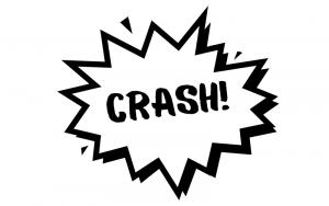suono onomatopeico crash